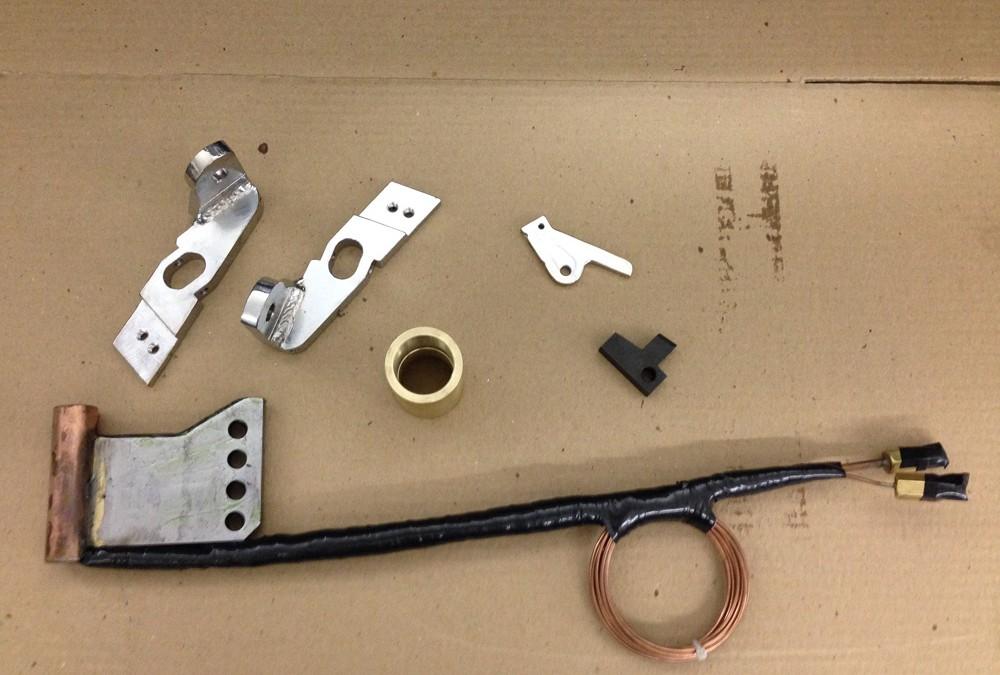 Heating Elements for GBM Back Part Moulder