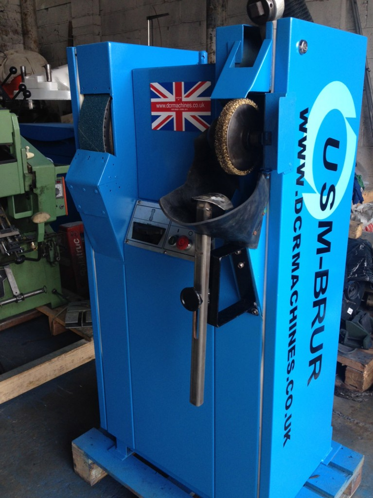Upper Roughing and Scouring Machine