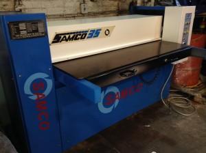 SAMCO 35 Beam press