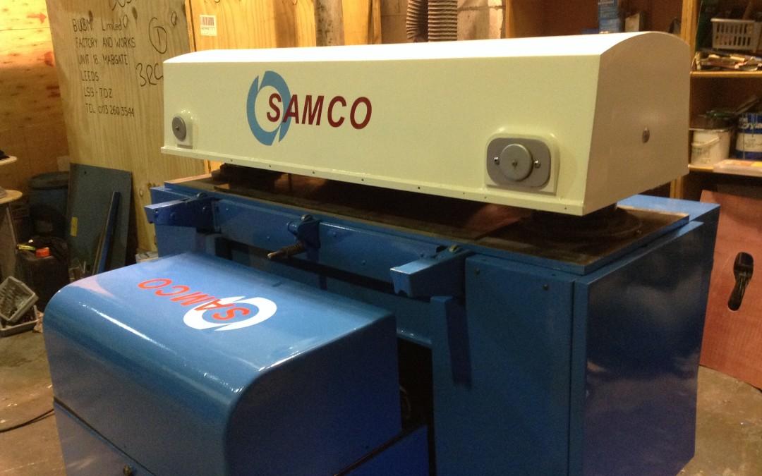 SAMCO SERIES 60 BEAM PRESS