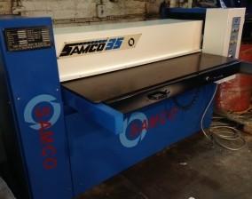 SAMCO Series 35 Beam press
